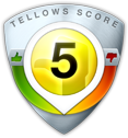 tellows Rating for  0392707400 : Score 5