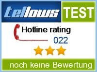 tellows Bewertung 022